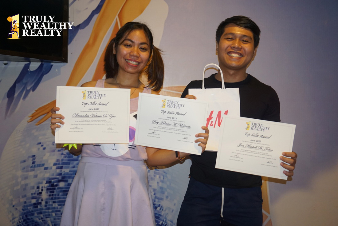 June 2017 truly wealthy realty second quarter awarding copy
